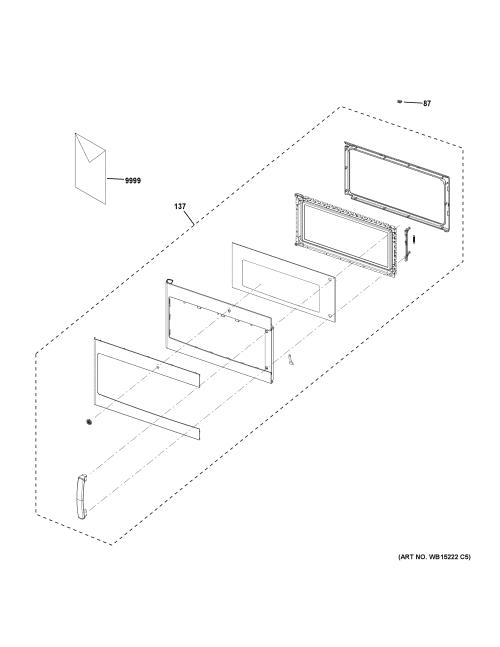 small resolution of ge cvm9179sl1ss door parts diagram