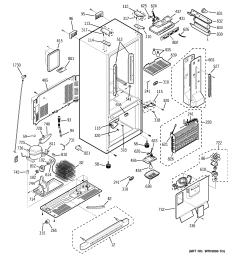 ge pfs22sisbss cabinet diagram [ 2320 x 2475 Pixel ]