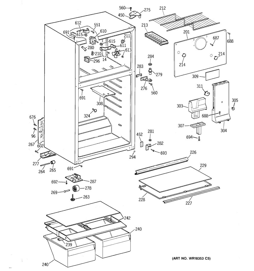 medium resolution of photos of refrigerator parts hotpoint hotpoint fridge thermostat wiring diagram