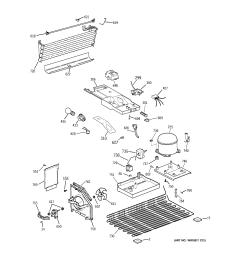 hotpoint htr17bbsercc unit parts diagram [ 2320 x 2475 Pixel ]