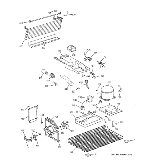 small resolution of hotpoint htr17bbsercc unit parts diagram