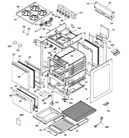 small resolution of hotpoint gas range parts hotpoint dryer wiring diagram