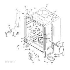 Hotpoint Aquarius Vtd00 Wiring Diagram Bt Infinity Master Socket Washing Machine