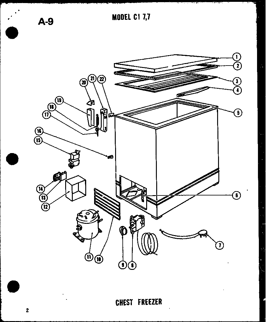 Chest Freezer Wiring Diagrams Commercial Freezer Wiring