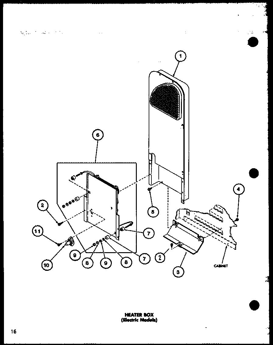 Amana Heavy Duty Dryers Gas burner conversion kit