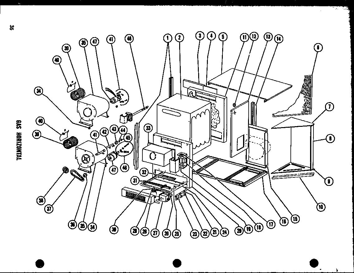 Amana Gas furnace
