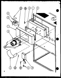 AMANA Ghi Gas Furnace (ghi45a25/p6983119f) (ghi ... Parts ...