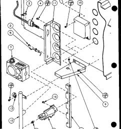 amana gsi gas furnace parts model gsi70a30 p6983311f sears on bobcat 743 manual ebook  [ 896 x 1109 Pixel ]