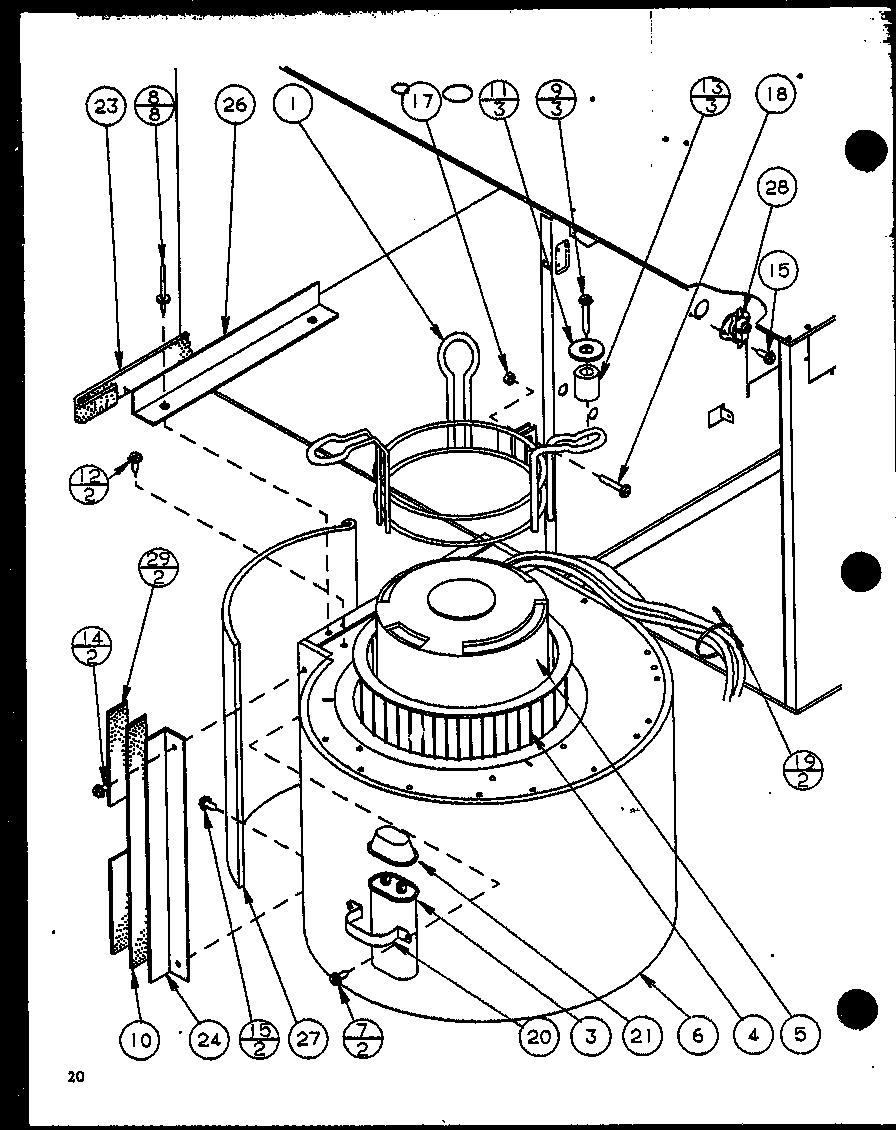 AMANA Gsi Gas Furnace (gsi45a25/p6983310f) (gsi Parts