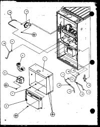 AMANA Gux Gas Furnace (gux045b30a/p1119801f) (g ... Parts ...