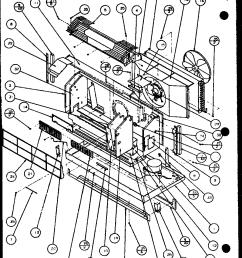 amana model ptc09400ec p9872408r air conditioner heat pump outsideamana model ptc09400ec p9872408r air conditioner heat [ 896 x 1130 Pixel ]