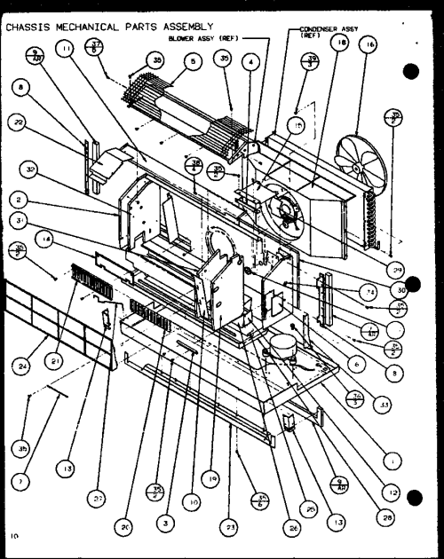 small resolution of lennox heat pump parts diagram also trane air conditioners parts list