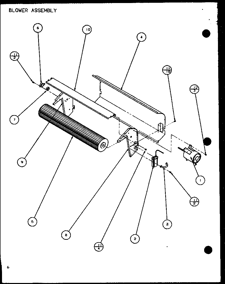 Diagrams Of Goodman Air Conditioner Blower