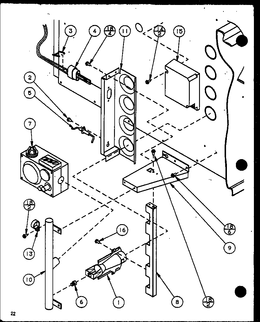 AMANA Gsi Gas Furnace (gsi115a35/p6983306f) (gs Parts