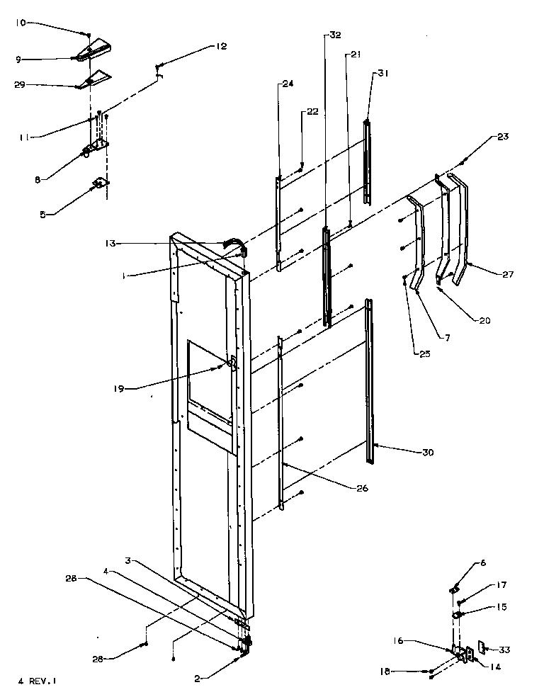 Amana Refrigerator Parts Diagram