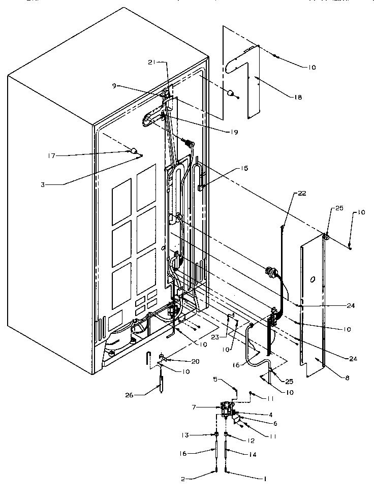 Refrigerators Parts: Refrigerator Repair Parts