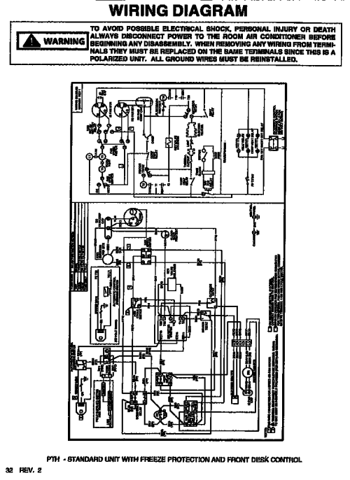 small resolution of amana ptac wiring diagram
