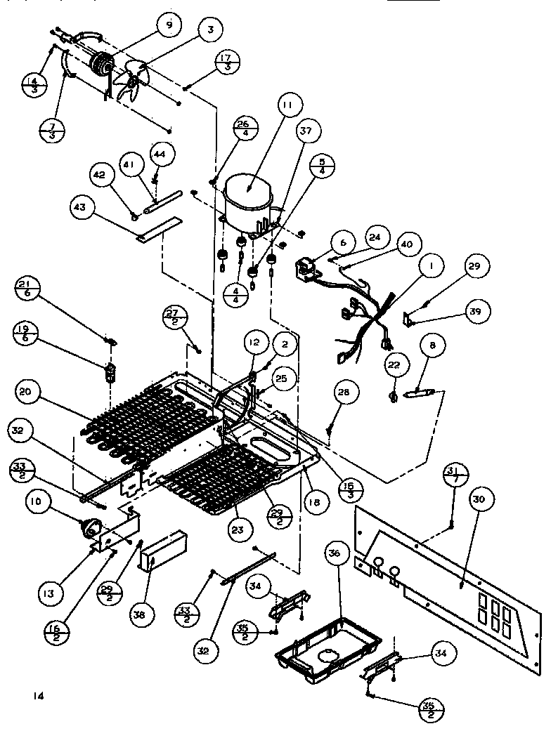 Ge Refrigerator Technical Service Manual
