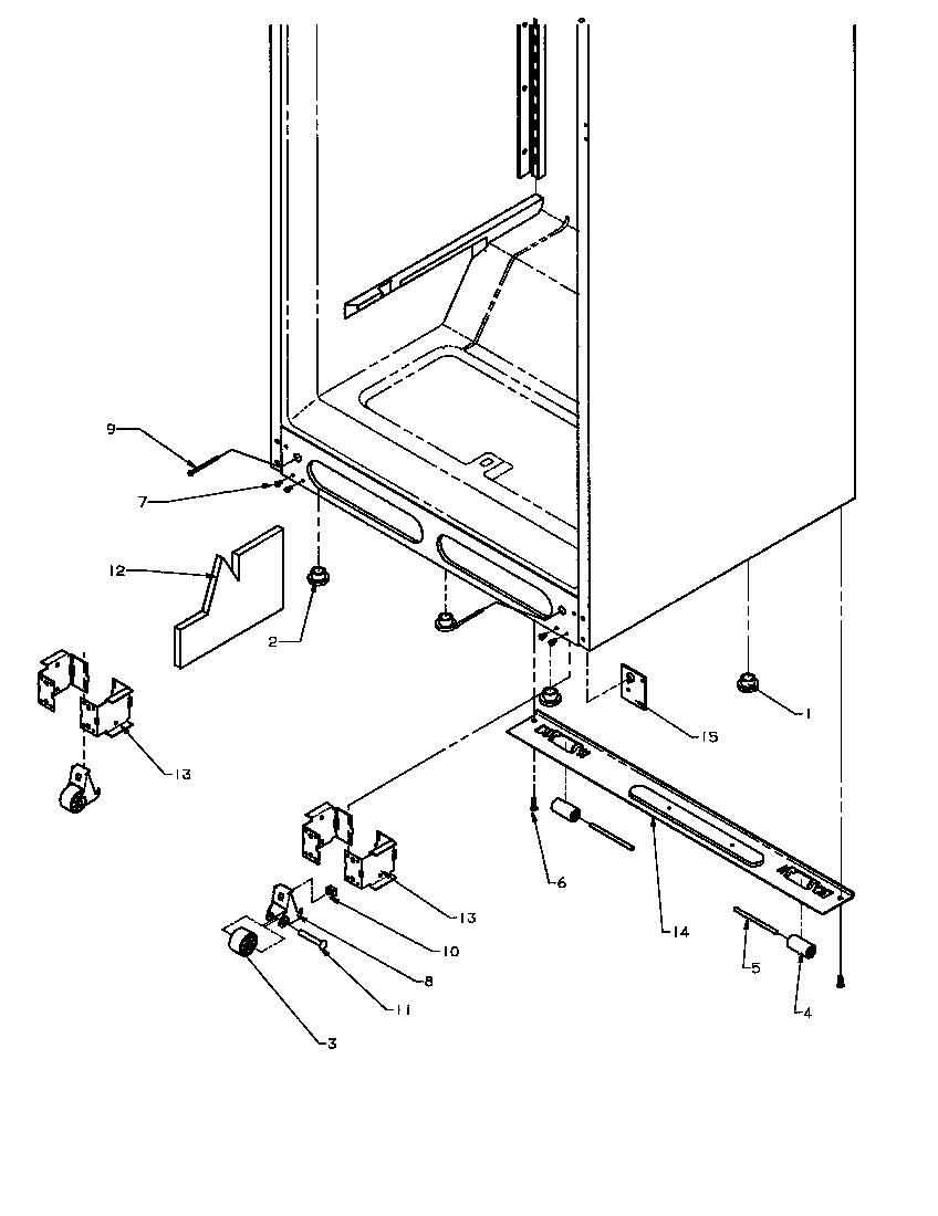 Craftsman Electric 3 In 1 Lawn Mower Electrical Schematics