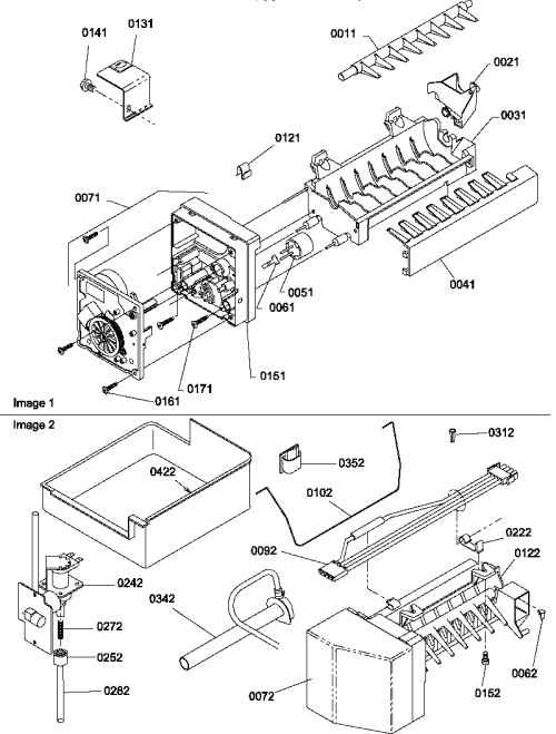 small resolution of amana ice maker wiring diagram