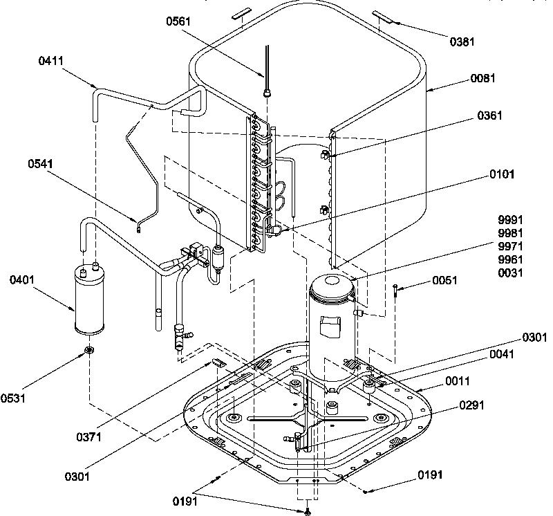 Amana Heat Pump Schaltplang