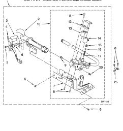 kenmore model 11074832400 residential dryer genuine parts kenmore dryer thermal fuse diagram kenmore 80 series gas [ 3348 x 4623 Pixel ]