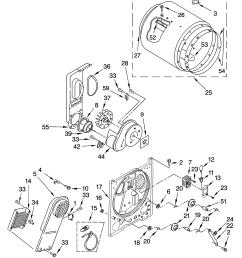 kenmore model 11064672400 residential dryer genuine parts kenmore 80 series dryer diagram sears kenmore dryer wiring [ 3348 x 4623 Pixel ]