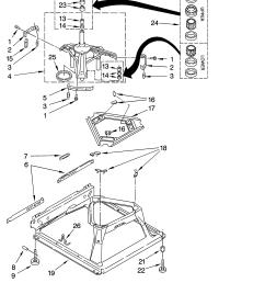 kenmore 110 washing machine wiring diagram [ 3348 x 4623 Pixel ]
