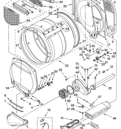kenmore elite model 11085872400 residential dryer genuine parts kenmore dryer electrical schematic diagram kenmore dryer wiring diagram manual [ 3348 x 4623 Pixel ]