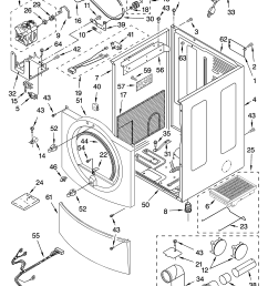 kenmore elite automatic washer wiring harness parts model diagram kenmore washer dryer bo parts diagram on kenmore elite he3 dryer [ 3348 x 4623 Pixel ]