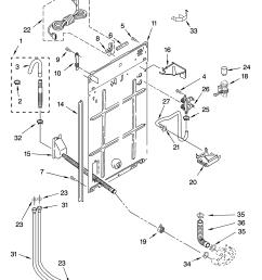 kenmore elite washer parts diagram moreover kenmore elite he3t washer kenmore elite dryer wiring  [ 3348 x 4623 Pixel ]