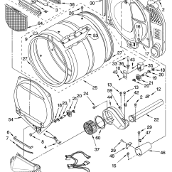 Kenmore 80 Series Dryer Parts Diagram Draw An Orbital For Boron Elite Model 11095862401 Residential Genuine