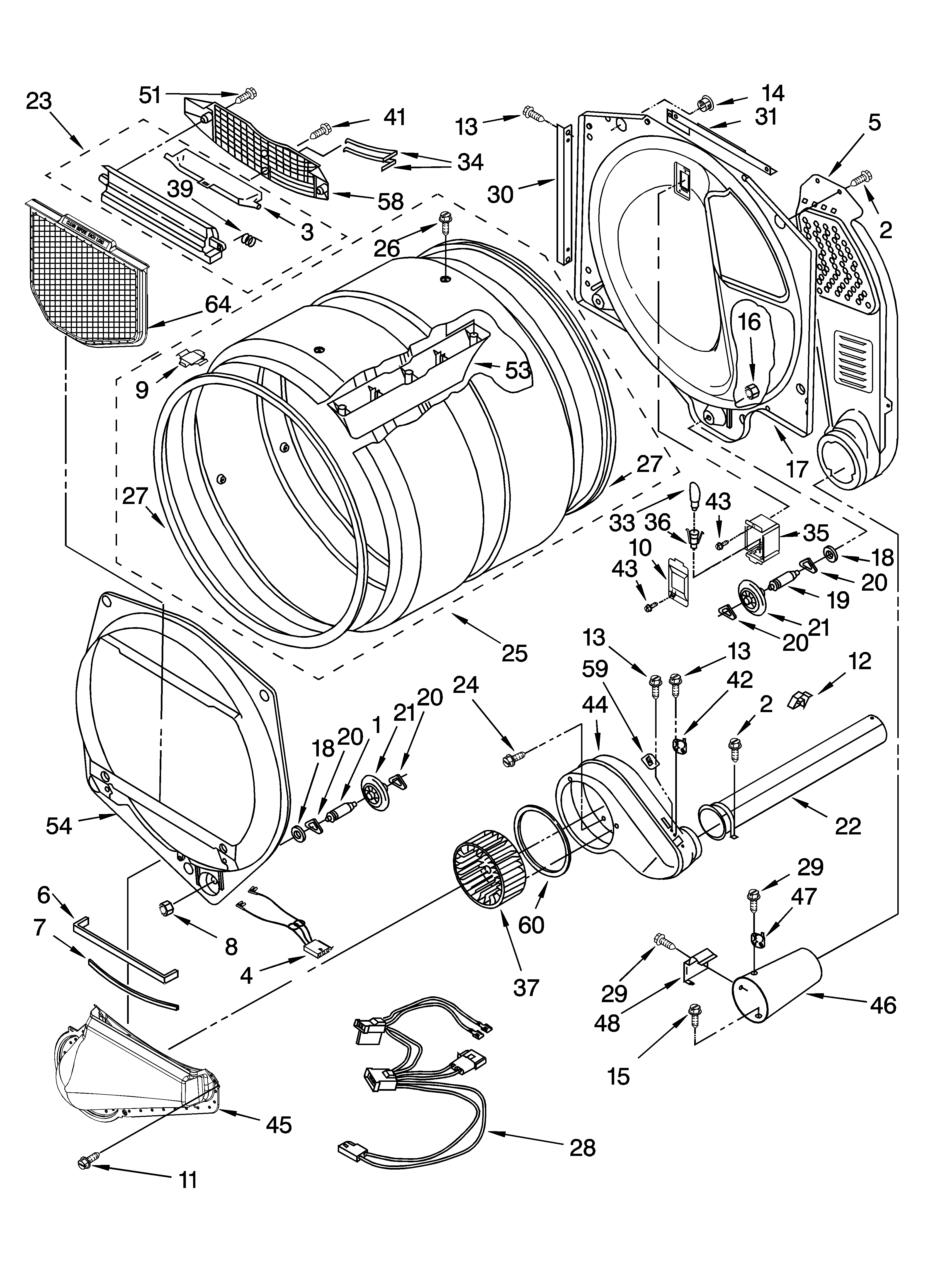 small resolution of kenmore dryer model 110 wiring diagram