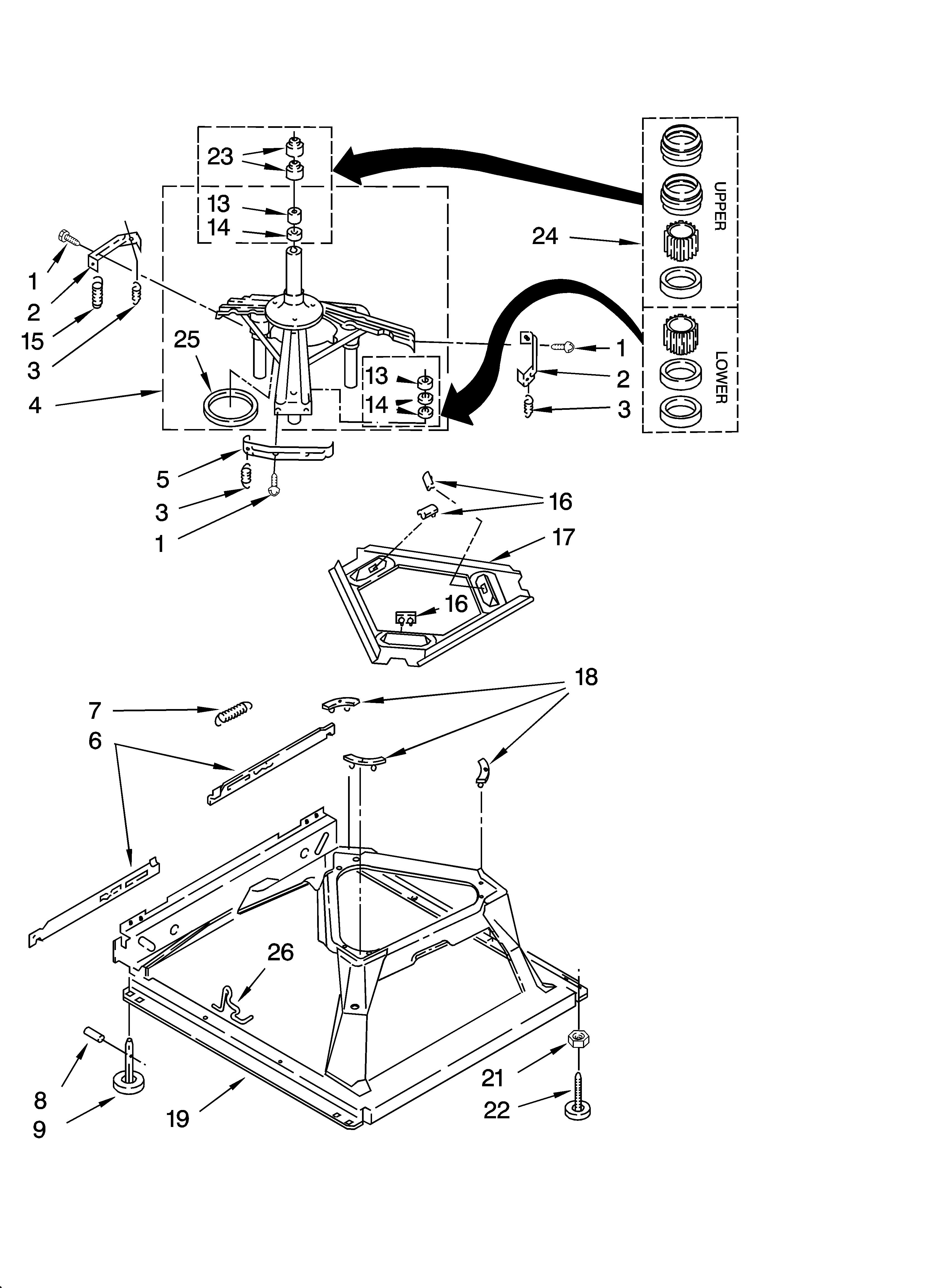 kenmore elite washer wiring diagram 3955735 model 11023032100 rh w51 blacz de