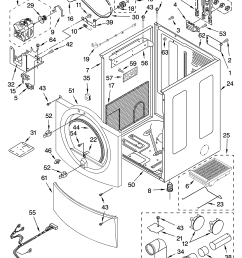 machine parts diagram besides whirlpool cabrio dryer parts diagram whirlpool duet sport dryer wiring diagram [ 3348 x 4623 Pixel ]