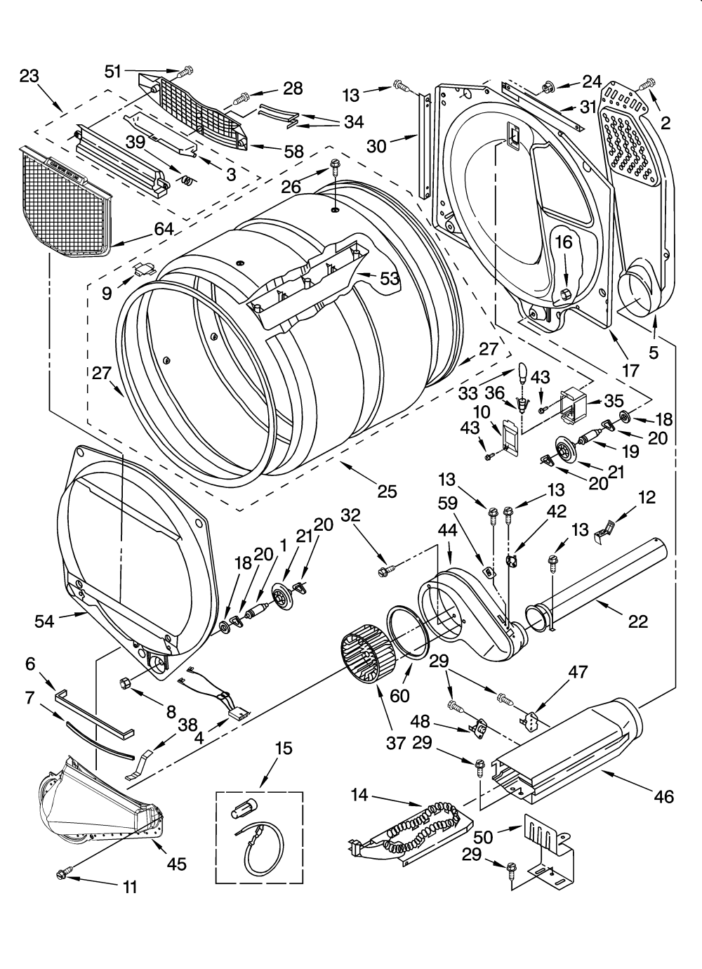 medium resolution of wiring diagram for kenmore dryer