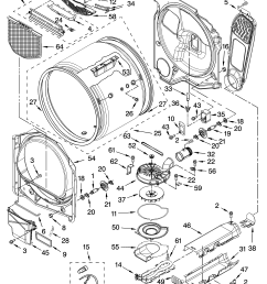 kenmore elite model 11067052600 residential dryer genuine parts rh searspartsdirect com kenmore 110 dryer parts diagram [ 3348 x 4623 Pixel ]