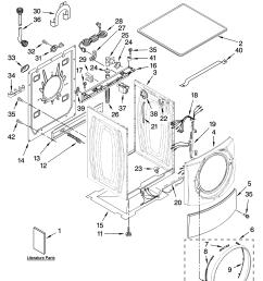 kenmore elite he3 wiring diagram additionally kenmore elite washer [ 3348 x 4623 Pixel ]