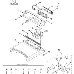 Sears Model 110 Parts Diagram 3 5 Mm Jack Wiring Kenmore Elite Dryer 67032600