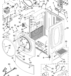 wiring diagram for kenmore elite dryer front loader schematic parts model dryer kenmore 11096550110 sears kenmore dryer parts diagram [ 3348 x 4623 Pixel ]