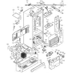 Kenmore 106 Refrigerator Parts Diagram Gooseneck Wiring Schematic Get Free