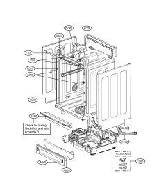 lg ldf9810st cabinet diagram [ 3400 x 4411 Pixel ]