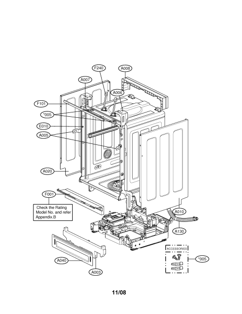 small resolution of lg ldf9810st cabinet diagram