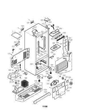 LG REFRIGERATOR Parts   Model LFC21760*   Sears PartsDirect
