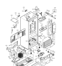 lg refrigerator parts diagram photos [ 3383 x 4406 Pixel ]