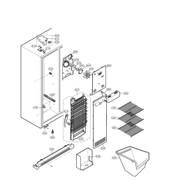 lg model lsc27910st side by side refrigerator genuine parts lg diagram refrigerator gm t56900vc lg refrigerator diagrams [ 3400 x 4400 Pixel ]