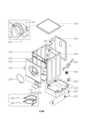 LG WASHER Parts | Model WM1333HW | Sears PartsDirect