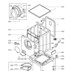 Lg Front Load Washer Parts Diagram 2005 Ford Explorer Xlt Stereo Wiring Model Wm3431hw Sears Partsdirect