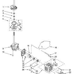 Kenmore Washer Model 110 Diagram Wiring For Switched Outlet 11029822801 Residential