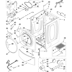 Kenmore 400 Dryer Wiring Diagram Power Door Lock Gas Schematics Model 97220100 Great Installation Of Elite 11097727702 Residential Genuine Parts Rh Searspartsdirect Com
